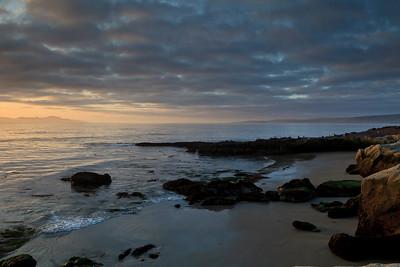 Carrington Point sunrise