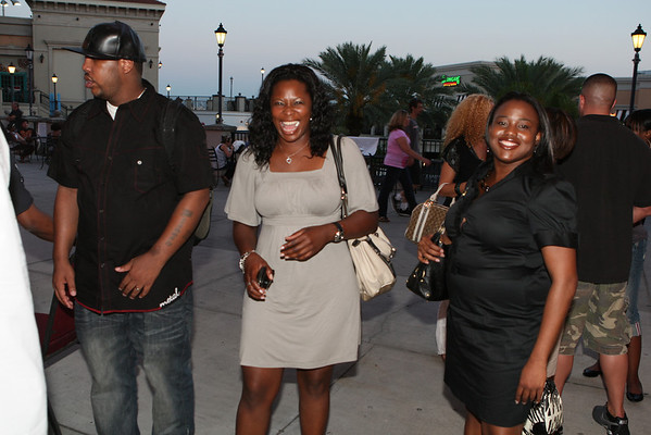 Channelside Imax 1st annual R&B Bash