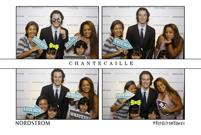 Chantecaille Nordstrom (Fusion Photo Booth)