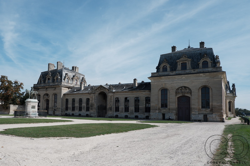 Chantilly<br /> September 2018