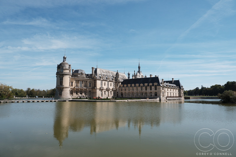 Château de Chantilly<br /> September 2018