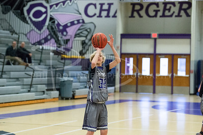 CHS FR  B Basketball v McLean 12-3-19-5812