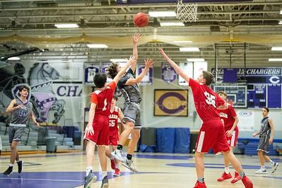 CHS FR  B Basketball v McLean 12-3-19-5835