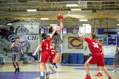 CHS FR  B Basketball v McLean 12-3-19-5834