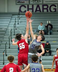 CHS FR  B Basketball v McLean 12-3-19-5829