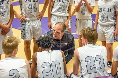 CHS JV  B Basketball v McLean 12-3-19-6253