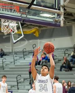 CHS JV  B Basketball v McLean 12-3-19-6176