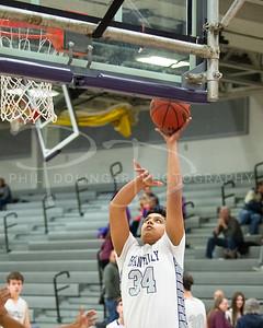 CHS JV  B Basketball v McLean 12-3-19-6177