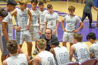 CHS JV  B Basketball v McLean 12-3-19-6255