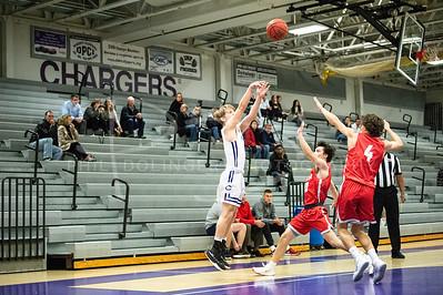 CHS  V  B Basketball v McLean 12-3-19-7200