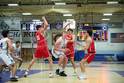 CHS  V  B Basketball v McLean 12-3-19-7259