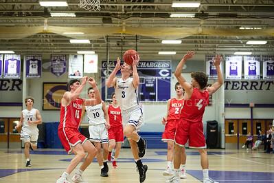CHS  V  B Basketball v McLean 12-3-19-7232