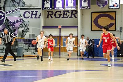 CHS  V  B Basketball v McLean 12-3-19-7170