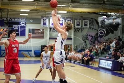 CHS  V  B Basketball v McLean 12-3-19-7166