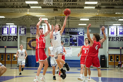 CHS  V  B Basketball v McLean 12-3-19-7233