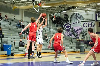 CHS  V  B Basketball v McLean 12-3-19-7249