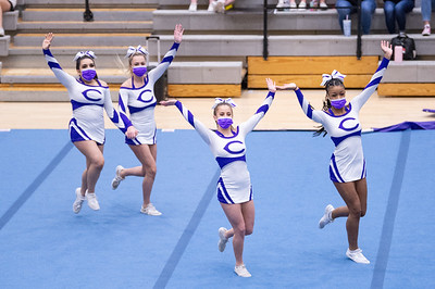 CHS Cheer - District Finals