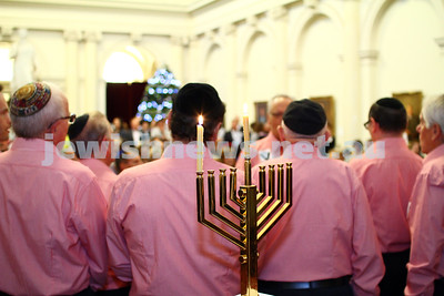 Chanukah at Parliament House 2014