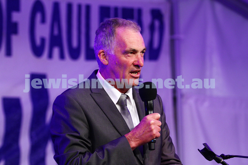 1-12-13.  Chanukah in the Park  2013 at Melbourne's Caulfield Park.  New Mayor of Glen Eira Neil Pilling. Photo: Peter Haskin