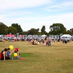21-12-14. Chanukah in the Park. Caulfield Park. Photo: Peter Haskin