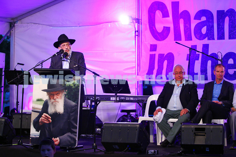 21-12-14. Chanukah in the Park. Caulfield Park. Photo: Peter Haskin