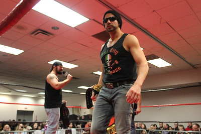 Chaotic Wrestling February 3, 2017 The Hooligans In Ring Promo