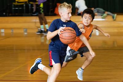 Basketball Camp at Rashkis