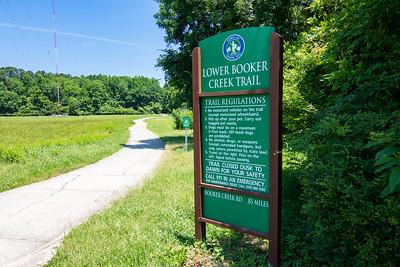 Lower Booker Creek Trail