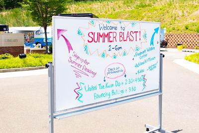 Pritchard Park: Summer Blast