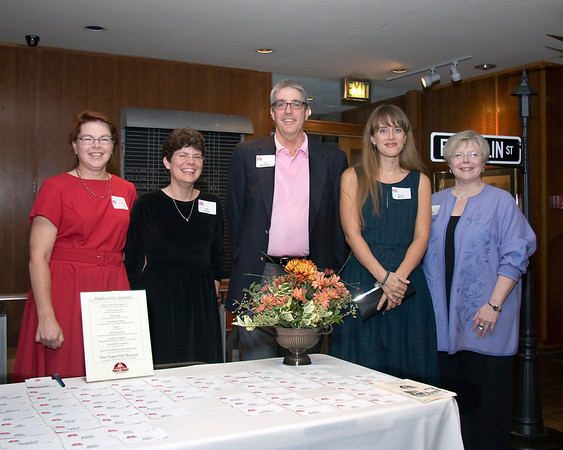 Chapel Hill Public Library Foundation Supporter Recognition, Oct 27, 2007