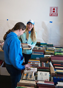 Friends of the Chapel Hill Public Library Big Book Sale April 5, 2014