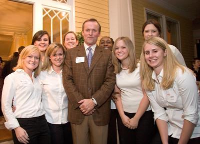 Pi Beta Phi Volunteers and Adonnica, Nov 10, 2006