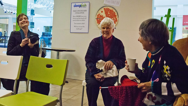 Wiley Cash - Friends Meet the Author Tea