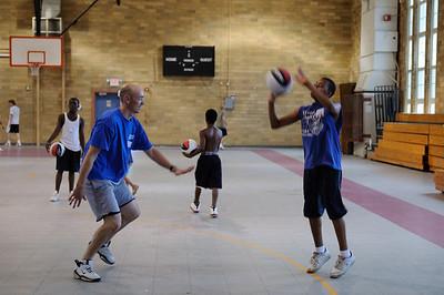 Basketball Camp 2009