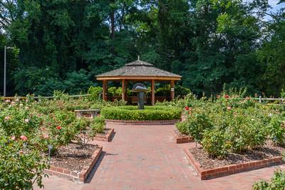 Community Center Park, Chapel Hill, NC, 8-12-2015