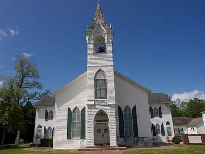 Mathews Baptist organized 1776 Copyright 2011 Neil Stahl