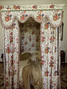 Governor's Mansion  Bedroom of two eldest daughters (and governess/teacher) Copyright 2011 Neil Stahl