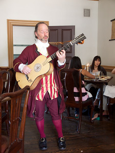 Lunch at King's Arms Tavern Copyright 2011 Neil Stahl
