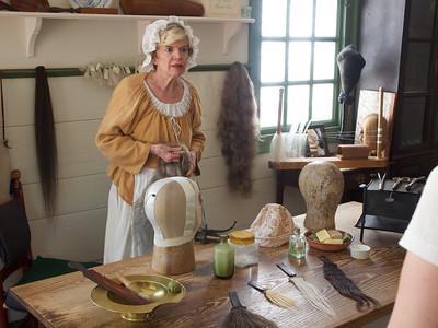 Wig Maker Copyright 2011 Neil Stahl