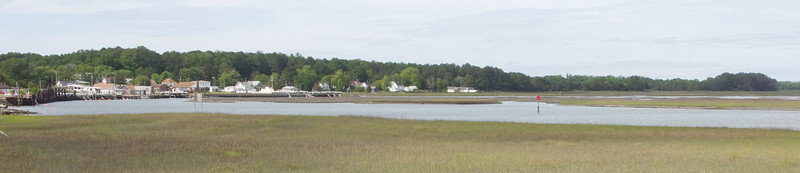 Willis Wharf, Va.  Copyright 2012 Neil Stahl
