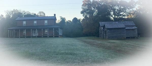 Big old homestead