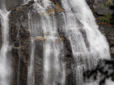 Whitewater Falls, Whitewater River, North Carolina