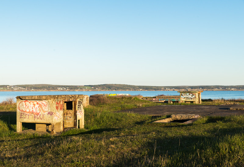 Chapel Point Battery Site