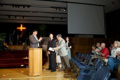 Aaron Park Baptism 8 Sept 13