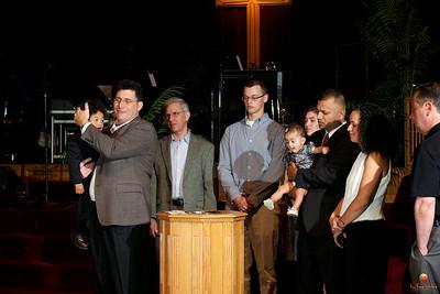 Condillac Baptism