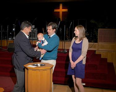 Curry Baptism 17Mar13