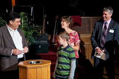 David's Baptism