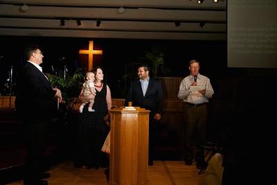 Dimas Baptism 08Jun14