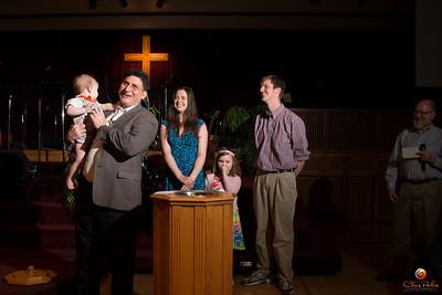 Johnny Scripps Baptism