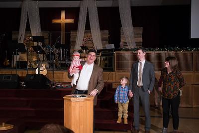 McKearin Baptism